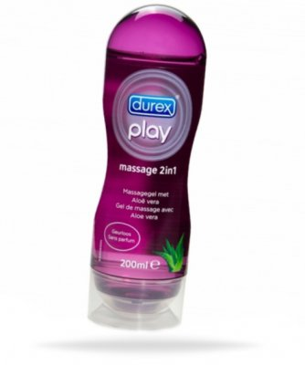 Durex Play Massage 2in1 1X