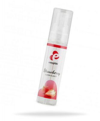 EasyGlide Strawberry Waterbased Lubricant