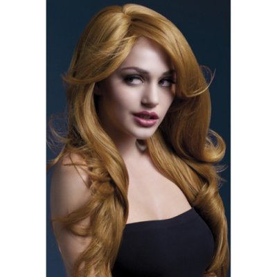 Nicole Wig Chestnut Brown