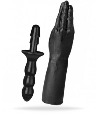Titanmen The Hand with Vac-U-Lock